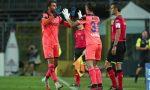 Al tripudio dell'Atalanta nel derby ha partecipato anche l'osnaghese Francesco Rossi