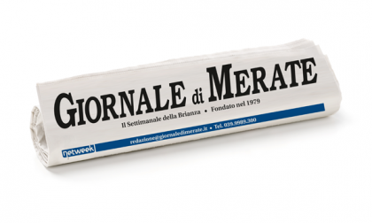 Il Giornale di Merate in vendita anche all'ospedale Mandic