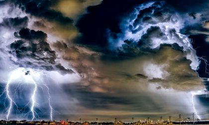 Nuova allerta meteo su Lecchese, Bergamasca e Brianza