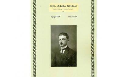 Sabato la distribuzione gratuita del libro sul dottor Adolfo Sindoni