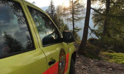 Turista in difficoltà recuperato a 1900 metri di quota