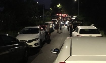 Notte di San Lorenzo, Montevecchia chiude al transito