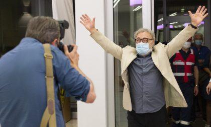 Gianni Amelio chiude alla grande la prima edizione del Lecco Film Fest FOTO E VIDEO
