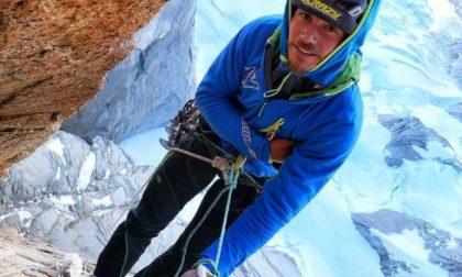 """Il """"Ragno"""" Matteo Pasquetto muore per una caduta fatale sul Monte Bianco"""