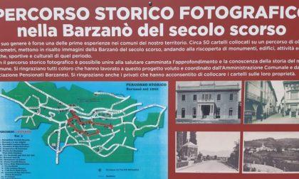Un percorso fotografico per conoscere la storia di Barzanò