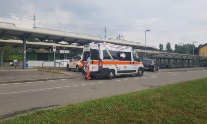 25enne trovato incosciente  alla stazione ferroviaria FOTO