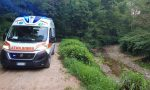 Cade nel bosco, giovane trasportata in ospedale FOTO