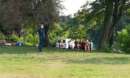 48enne di Calusco muore dopo essere stato recuperato dai sommozzatori nell'Adda  FOTO