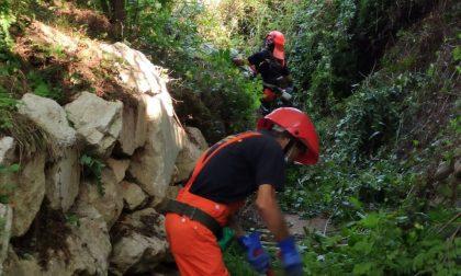"""Casatenovo: Protezione Civile in azione per l'operazione """"Fiumi sicuri"""" FOTO"""