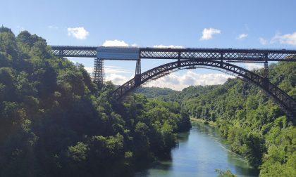Nuove chiusure notturne del Ponte di Paderno