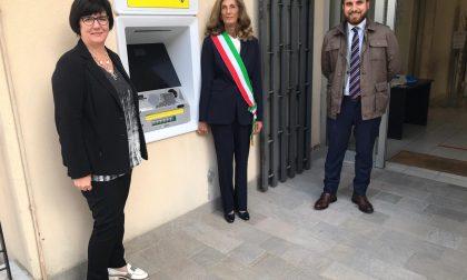Poste Italiane inaugura il nuovo Postamat a Medolago