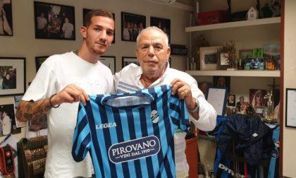 Calcio Lecco: Nesta jr vestirà al maglia bluceleste