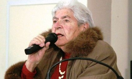 E' morta Ines Figini, testimone degli orrori di Auschwitz