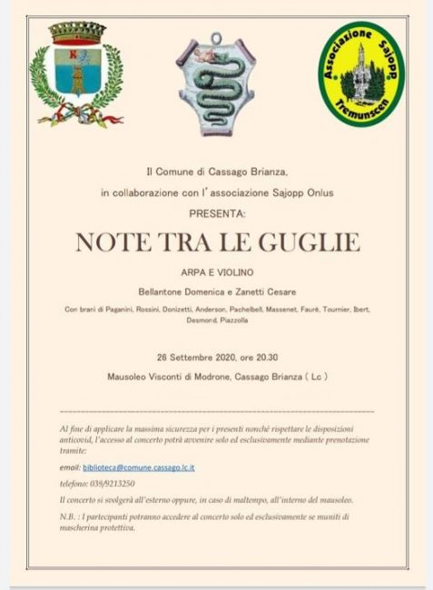 Note tra le guglie