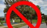 """Viganò: non vengono rispettate le norme anti Covid, chiuso parco """"Il Gelso"""""""