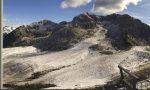 Dopo il maltempo è tornato il sereno che svela la magia della prima neve sulle nostre montagne FOTO