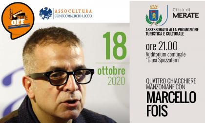 Merate: quattro chiacchiere manzoniane con Marcello Fois