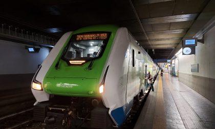 """Treni: debutta il """"Caravaggio"""" sulla linea Milano-Lecco FOTO E ORARI"""
