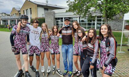 Pattinaggio, successo di medaglie per la Padernese in Coppa Lombardia FOTO