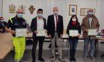 Volontari Covid premiati dal Consiglio comunale – FOTO
