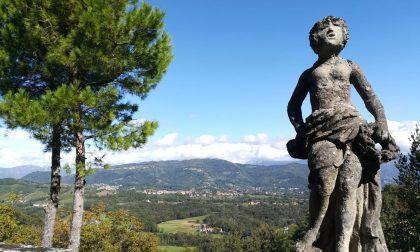 """Villa Agnesi: viaggio nei salotti dove crebbe la """"Scienziata Santa"""" FOTO"""