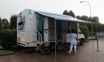Ambulatorio mobile itinerante: il 16 ottobre fa tappa a Barzanò