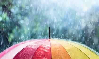 Rischio forti temporali nel pomeriggio e in serata