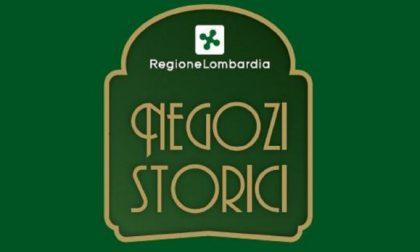 Quattro nuovi negozi storici in provincia di Lecco: tre sono nel Casatese