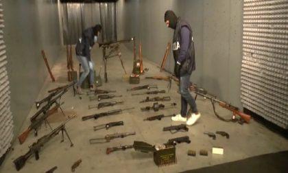 Dal missile di Gallarate alle armi verso l'Afghanistan: scoperto un incredibile traffico di armi in Lombardia FOTO E VIDEO