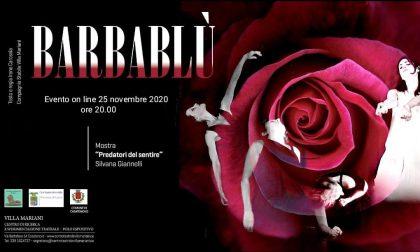 """Il teatro di Villa Mariani torna online con """"Barbablù"""""""