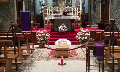 Bulciago commemora il suo storico parroco don Celeste Dalle Donne LE FOTO