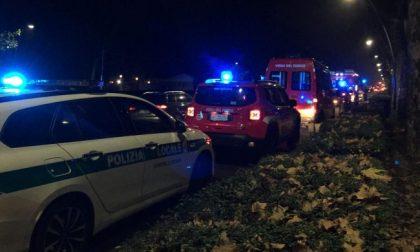 Donna travolta e uccisa da un treno merci in Brianza