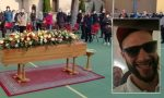 Dolore e commozione al funerale di Ugo Gilardi LE FOTO