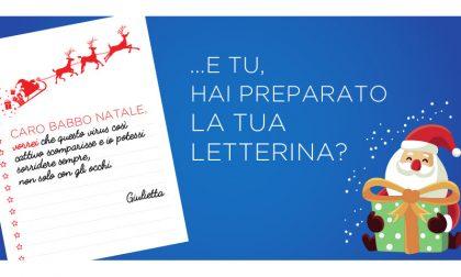 """""""Caro Babbo Natale vorrei""""… parte l'iniziativa benefica del gruppo Netweek e del Giornale di Merate"""