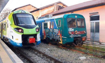 Il nuovo treno Donizetti è entrato in servizio sulla Lecco-Bergamo
