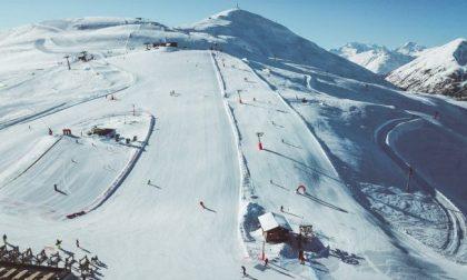 Impianti sciistici: Lombardia in arancione sognando la neve