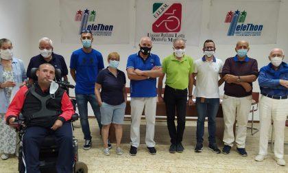 """Appello per la maratona Telethon: """"Tutti i cittadini della provincia di Lecco volontari per un giorno"""""""