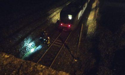 Tragedia, ragazza travolta dal treno FOTO