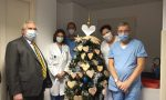 Il Natale al Mandic: un dolcetto e una poesia per ciascun paziente IL VIDEO