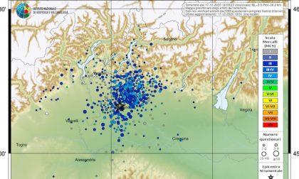 Terremoto in Lombardia: scossa avvertita  distintamente anche a Lecco e in Brianza, epicentro a Pero