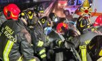 Tragedia in Tangenziale: muoiono papà, mamma e bambina