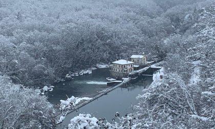 La magia della Brianza imbiancata dalla neve TUTTE LE FOTO PAESE PER PAESE
