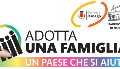 """Osnago: i volontari di """"Adotta una Famiglia"""" in piazza per la raccolta di marzo"""