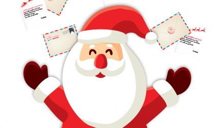 Ultimissimi giorni per scrivere a Babbo Natale e donare un pasto ai bisognosi!