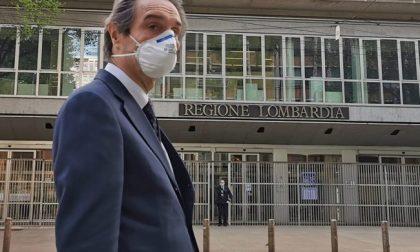 """Lombardia, Fontana: """"Tutti i parametri peggiorano, verso la zona rossa"""""""