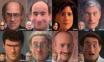 Personaggi famosi di Lecco e della Brianza:  come sarebbero in versione cartoon