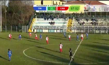 Serie D, alla Casatese basta un gol di Candido: Tritium ko