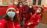 Gioia donata e solidarietà con l'Albero di Natale della Croce Rossa FOTO