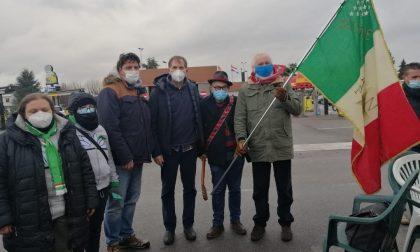 Ancora attestati di solidarietà per gli operai Voss in presidio permanente