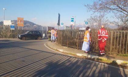 Allarme suicidio al ponte di Paderno ma non è stato trovato nessun corpo